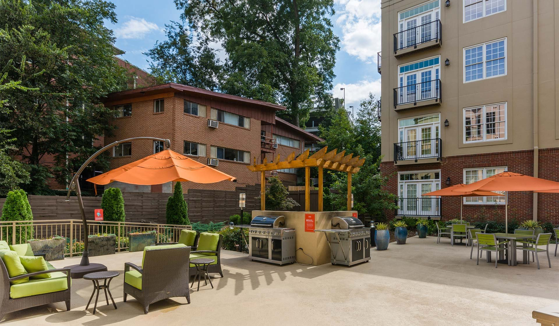 1045 on the Park Apartment Homes | Atlanta, GA | Amenities