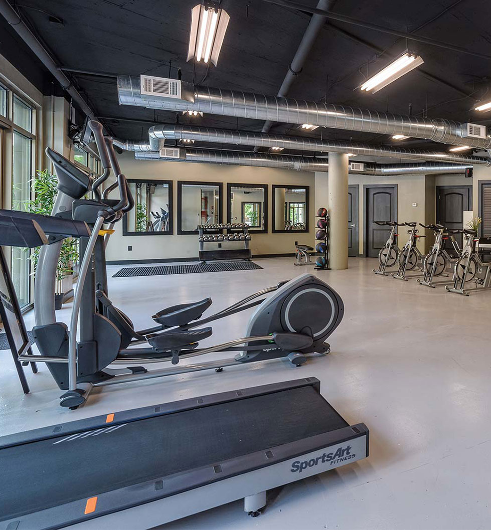 1045 on the Park - Atlanta, GA - Fitness Center